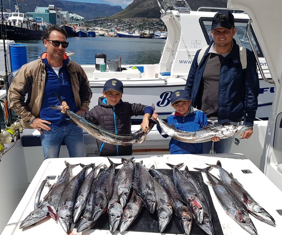 Snoek Fishing Cape Town Fishing Charters