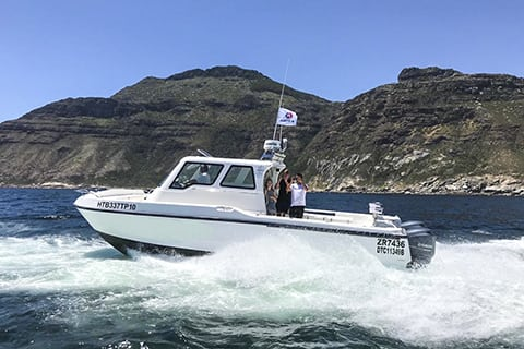 deep sea fishing charters cape town hout bay fishing tuna fishing Tuna running